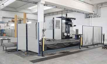 used Bed milling machines, Boringmills