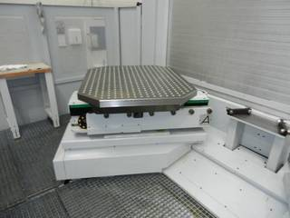 Milling machine Mandelli 1600 X-1