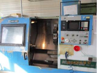 Lathe machine 2 x Mori Seiki SL 25 A / 500-2