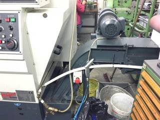 Lathe machine AVM Angelini Clipper-4