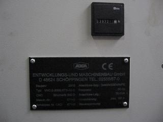 Milling machine AXA VHC 2/3000 XT /50 D-3