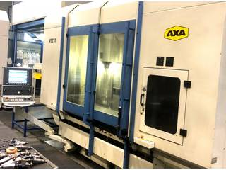 Milling machine AXA VSC1 - 1500, Y.  2007-1