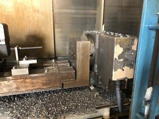 Milling machine AXA VSC 2 - M / 2E  4.ax, Y.  2001-4