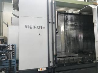 Milling machine AXA VSC 3 XTS, Y.  2007-1