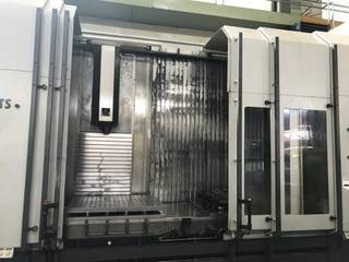 Milling machine AXA VSC 3 XTS, Y.  2007-11