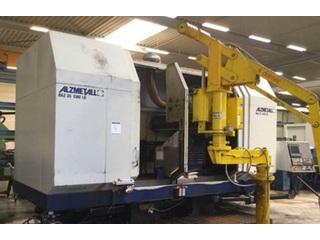 Milling machine Alzmetall BAZ 35 CNC LB, Y.  2000-2