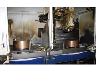 Milling machine Alzmetall BAZ 35 CNC LB, Y.  2000-3