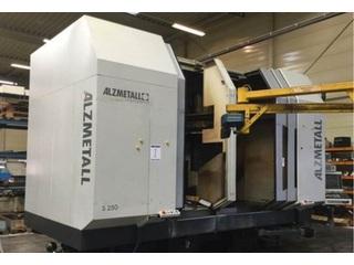Milling machine Alzmetall FS 2500 LB / DB, Y.  2005-1