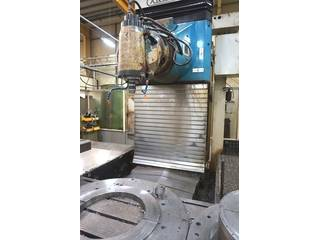 Anayak FBZ - HV 2500 Bed milling machine-2