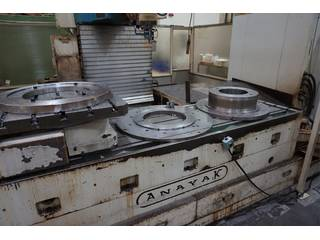 Anayak FBZ - HV 2500 Bed milling machine-10