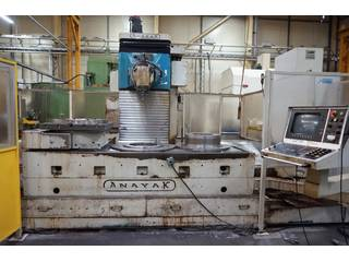 Anayak FBZ - HV 2500 Bed milling machine-14