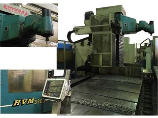 Anayak HVM 3300 rebuilt Bed milling machine-0