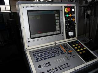 Anayak HVM 5000 P Bed milling machine-1