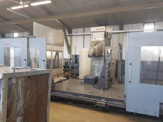 Anayak HVM 5000 P Bed milling machine-2