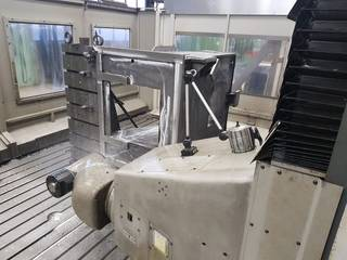 Anayak HVM 5000 P Bed milling machine-3