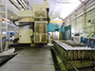 Anayak HVM 5000 PHS rebuilt Bed milling machine, Boringmills-1