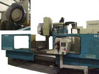 Anayak VH 2200 Bed milling machine-0