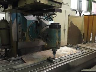 Anayak VH 2200 Bed milling machine-2
