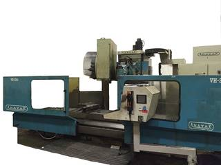 Anayak VH 2200 Bed milling machine-5