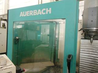 Auerbach FBE 1500 x 900 x 900 Bed milling machine-5