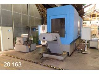 Auerbach FBE 2000 Bed milling machine-1