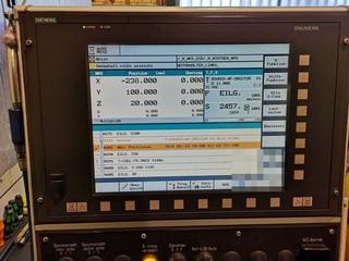 Milling machine Axa VHC 3 - 5000 XTS 50, Y.  2006-5