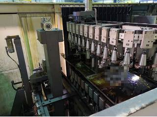 Milling machine Axa VHC 3 - 5000 XTS 50, Y.  2006-6