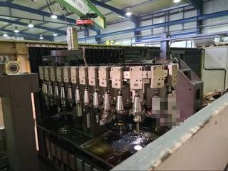 Milling machine Axa VHC 3 - 5000 XTS 50, Y.  2006-7