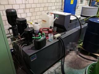 Milling machine Axa VHC 3 - 5000 XTS 50, Y.  2006-9