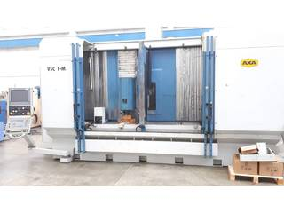 Milling machine Axa VSC 1 M, Y.  2003-1