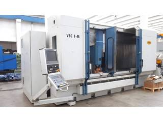 Milling machine Axa VSC 1 M, Y.  2003-6