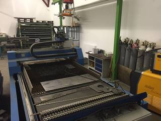 Bach PlasmaCompact 1500 x 3000 plasma cutting machines-4