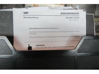 Lathe machine Boehringer VDF 180 CU / DL 1000-7