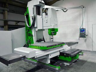 Milling machine Bohner & Koehle VH 4 / 12 ref., Y.  2001-1