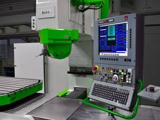 Milling machine Bohner & Koehle VH 4 / 12 ref., Y.  2001-2