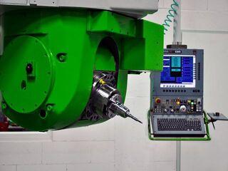 Milling machine Bohner & Koehle VH 4 / 12 ref., Y.  2001-3