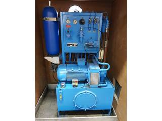 Milling machine Bohner & Koehle VH 4 / 12 ref., Y.  2001-10