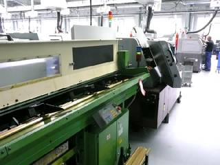 Lathe machine Boley BC 42-2