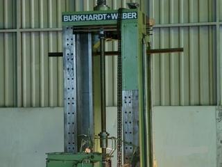 Burkhardt & Weber Boringmills-3
