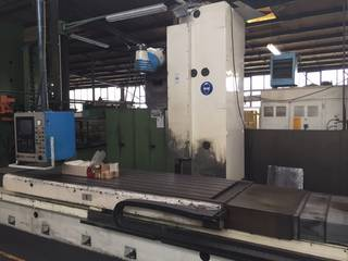 Butler Newall TE 3000 Bed milling machine-1