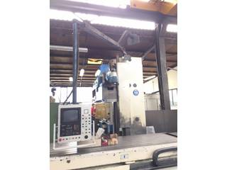 Butler Newall TE 3000 Bed milling machine-13