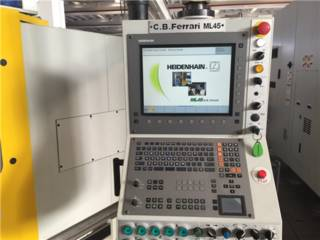 Milling machine Ferrari CB ML 45, Y.  2006-2