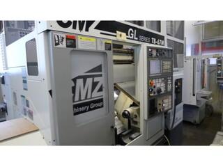 Lathe machine CMZ TB 67M GL6-0