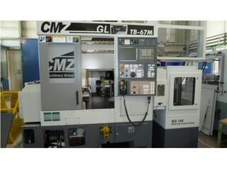 Lathe machine CMZ TB 67M GL6-3