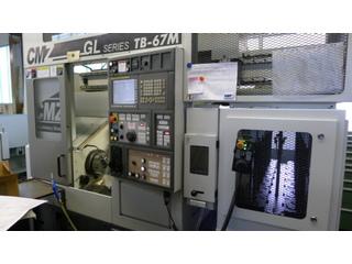 Lathe machine CMZ TB 67M GL6-6