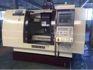 Milling machine Chevalier 2040 VMC, Y.  2001-1