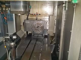 Milling machine Chiron FZ 15 KS Highspeed-1