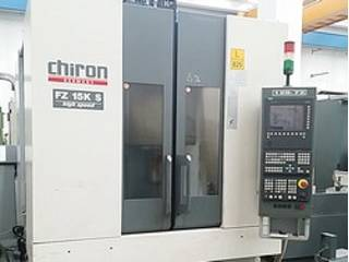 Milling machine Chiron FZ 15 KS Highspeed-4