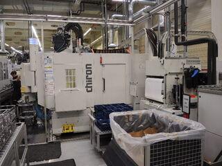 Milling machine Chiron DZ 15 FX Magnum high speed, Y.  2014-2