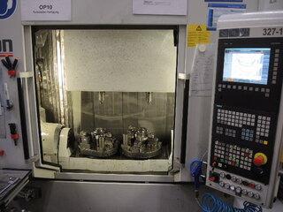 Milling machine Chiron DZ 15 FX Magnum high speed, Y.  2014-0